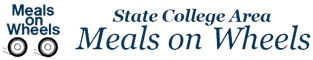 State College Meals on Wheels Logo